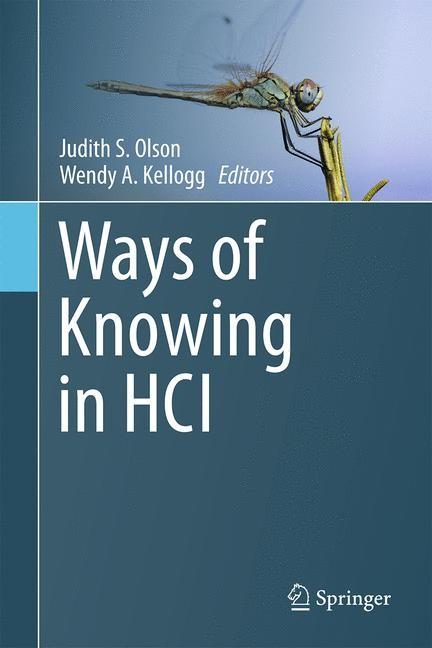 Abbildung von Olson / Kellogg | Ways of Knowing in HCI | 2014