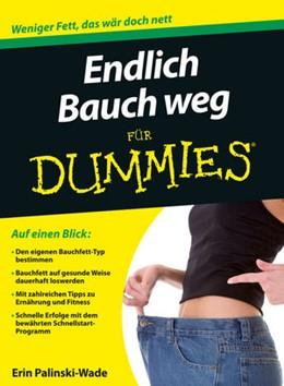 Abbildung von Palinski-Wade   Endlich Bauch weg für Dummies   1. Auflage   2014   beck-shop.de