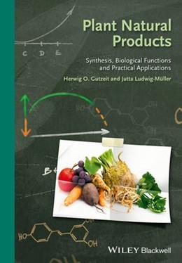 Abbildung von Gutzeit / Ludwig-Müller   Plant Natural Products   1. Auflage   2014   beck-shop.de