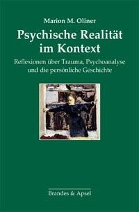 Psychische Realität im Kontext | Oliner | 1., 2014, 2015 | Buch (Cover)