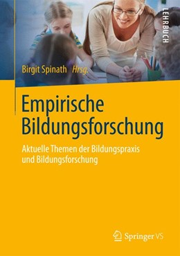 Abbildung von Spinath | Empirische Bildungsforschung | 1. Auflage | 2014 | beck-shop.de