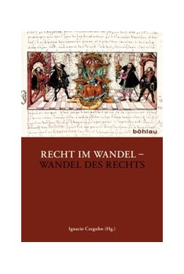 Abbildung von Czeguhn | Recht im Wandel – Wandel des Rechts | 1. Auflage | 2014 | beck-shop.de