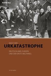 Nach der Urkatastrophe | März, 2014 | Buch (Cover)