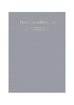 Abbildung von Devrient / Jungmann-Stadler | Giesecke & Devrient | 2014 | Banknotendruck 1955-2002. Bank...
