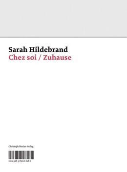 Abbildung von Hildebrand | Chez soi / Zuhause | 1. Auflage | 2014 | beck-shop.de