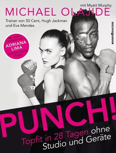 Punch! | Olajide / Murphy, 2014 | Buch (Cover)