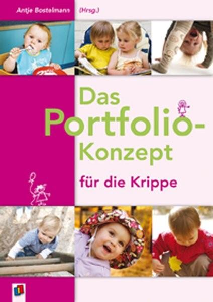 Das Portfolio-Konzept für die Krippe | Bostelmann, 2008 | Buch (Cover)