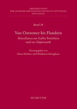 Abbildung von Von Outremer bis Flandern   1. Auflage   2013   beck-shop.de