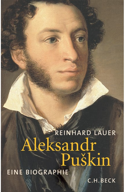 Cover: Reinhard Lauer, Aleksandr Puškin