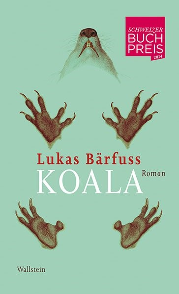 Koala | Bärfuss, 2014 | Buch (Cover)