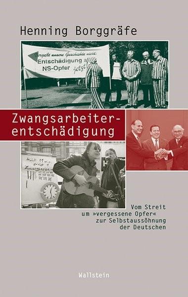 Zwangsarbeiterentschädigung | Borggräfe, 2014 | Buch (Cover)