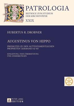 Abbildung von Drobner   Augustinus von Hippo   1. Auflage   2014   29   beck-shop.de