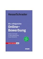 die erfolgreiche online bewerbung hesse schrader 2014 buch cover - Hesse Schrader Bewerbung