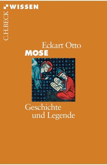Cover: Eckart Otto, Mose