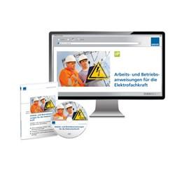 Abbildung von Adamus / Mathiae | Arbeitsanweisungen für die Elektrofachkraft | | Arbeiten unter Spannung und Ar...