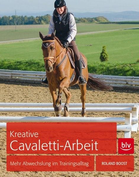 Kreative Cavaletti-Arbeit | Boost, 2014 | Buch (Cover)
