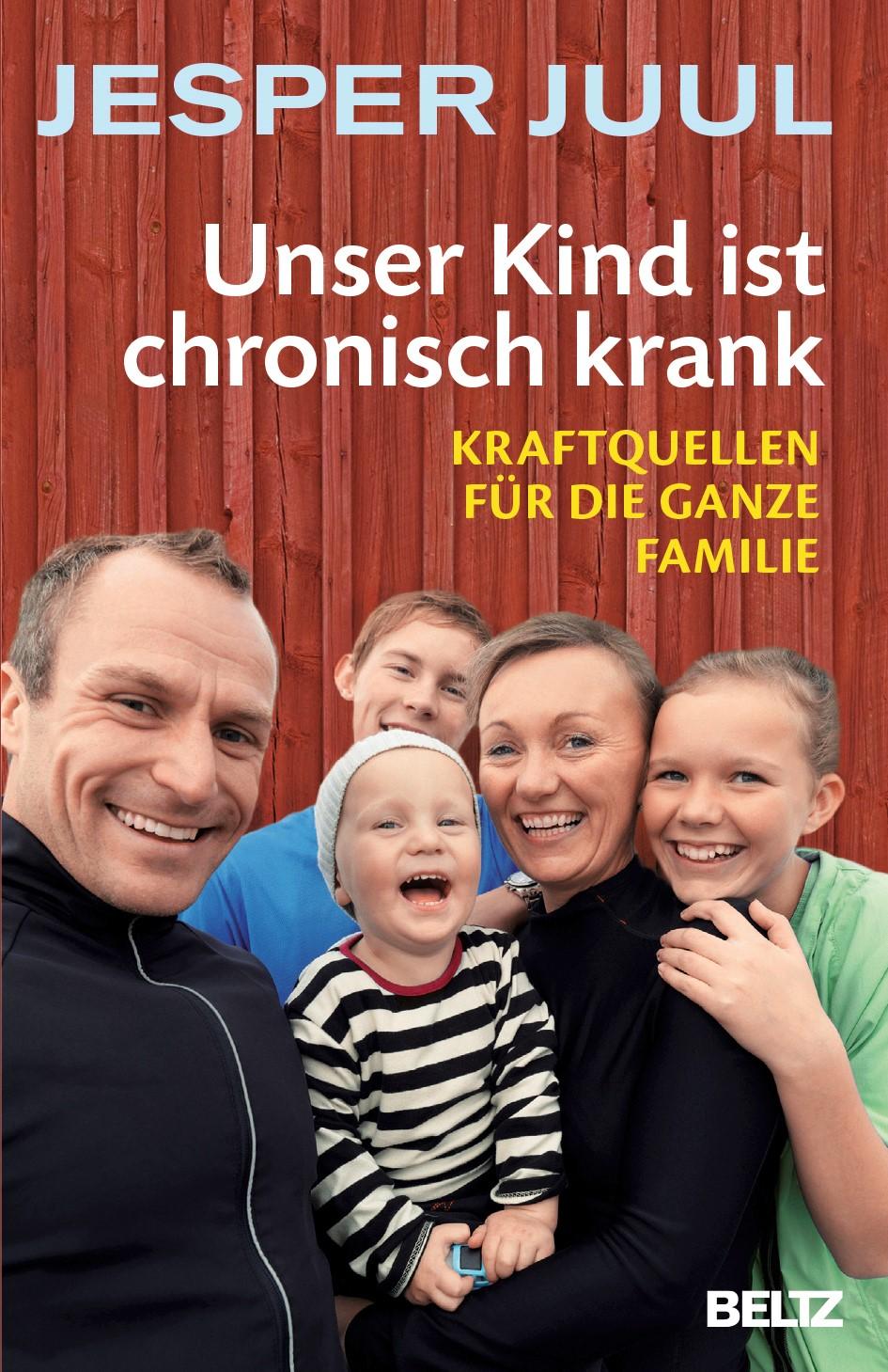 Unser Kind ist chronisch krank | Juul | Lizenzausgabe, 2014 | Buch (Cover)