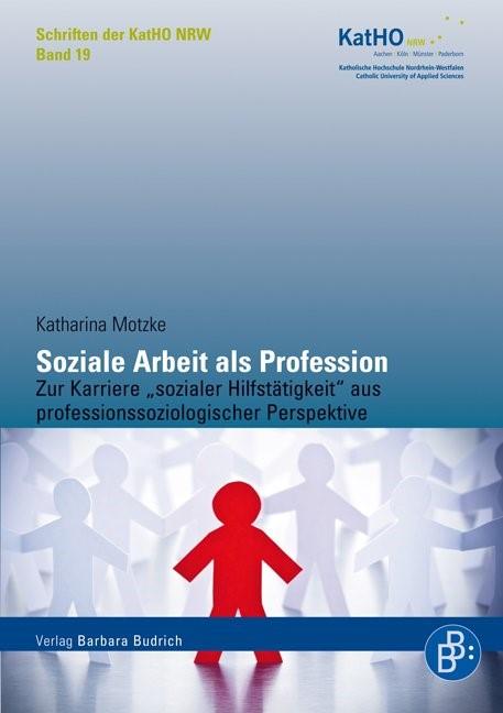 Soziale Arbeit als Profession | Motzke, 2014 | Buch (Cover)
