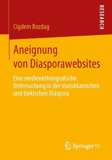 Abbildung von Bozdag | Aneignung von Diasporawebsites | 2013
