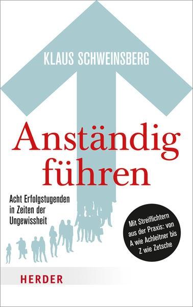 Anständig führen | Schweinsberg, 2014 | Buch (Cover)