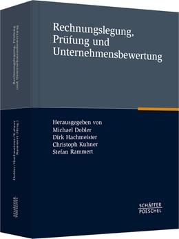 Abbildung von Dobler / Hachmeister | Rechnungslegung, Prüfung und Unternehmensbewertung | 1. Auflage | 2014 | beck-shop.de