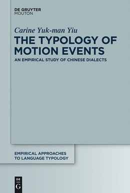 Abbildung von Yuk-man Yiu | The Typology of Motion Events | 2013 | An Empirical Study of Chinese ... | 53