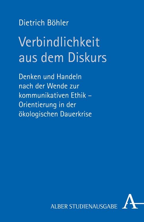 Abbildung von Böhler   Verbindlichkeit aus dem Diskurs   2014