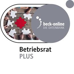 Abbildung von beck-online. Betriebsrat PLUS     Das Online-Angebot u.a. mit Fi...
