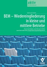 BEM - Wiedereingliederung in kleine und mittlere Betriebe | Habib, 2014 | Buch (Cover)