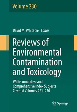 Abbildung von Whitacre | Reviews of Environmental Contamination and Toxicology volume | 2014 | With Cumulative and Comprehens... | 230