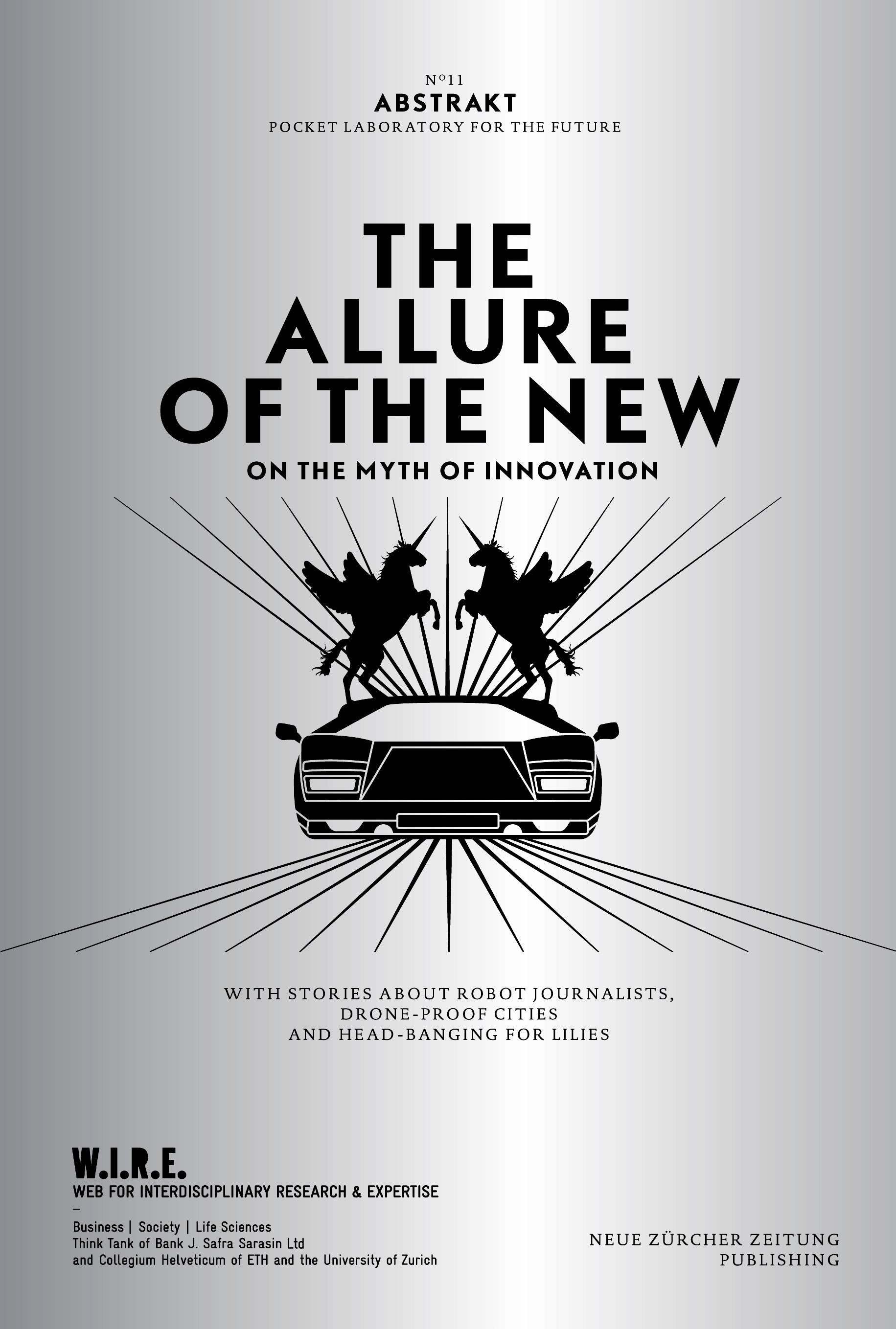 Abstract No. 11 - The Allure of the New | Achermann / | 1,Aufl., 2013 | Buch (Cover)