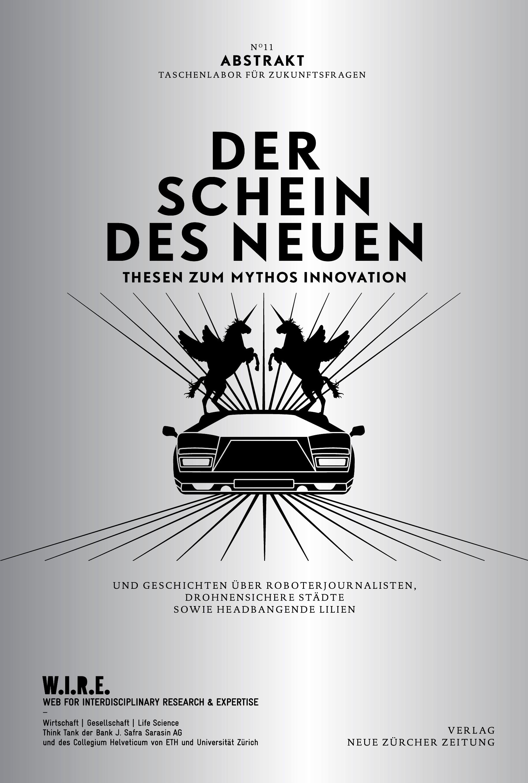 Abstrakt No. 11 - Der Schein des Neuen | Achermann / | 1., Aufl., 2013 | Buch (Cover)