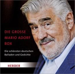 Abbildung von Adorf   Die große Mario Adorf Box   2014   Die schönsten deutschen Ballad...