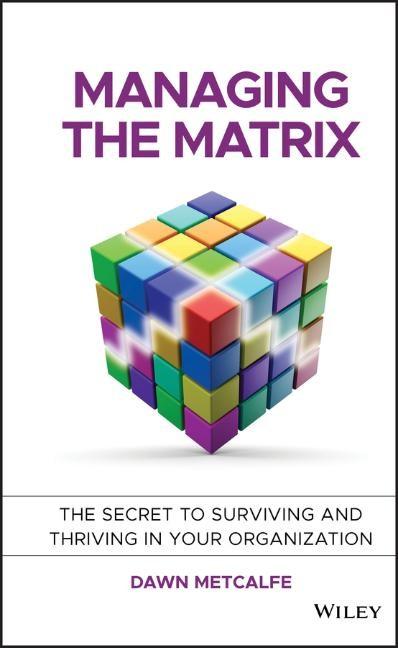 Abbildung von Metcalfe | Managing the Matrix | 2014