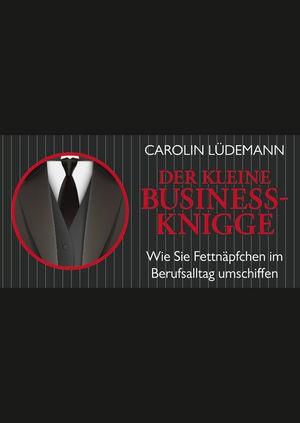Der kleine Business-Knigge | Lüdemann, 2014 | Buch (Cover)