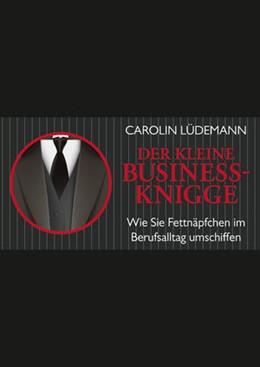 Abbildung von Lüdemann   Der kleine Business-Knigge   1. Auflage   2014   beck-shop.de