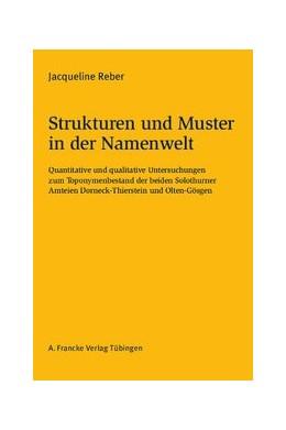Abbildung von Reber | Strukturen und Muster in der Namenwelt | 1. Auflage | 2014 | 96 | beck-shop.de