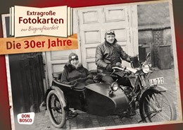 Abbildung von Hense | Extragroße Fotokarten zur Biografiearbeit: Die 30er Jahre | 2014
