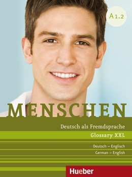 Abbildung von Ozorowska / Schwingshackl   Menschen A1/2. Glossary XXL Deutsch-Englisch - German-English   1. Auflage   2014   beck-shop.de