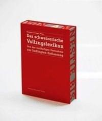 Das schweizerische Vollzugslexikon | Brägger, 2014 | Buch (Cover)
