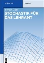 Stochastik für das Lehramt | Linde, 2014 | Buch (Cover)