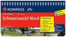 Abbildung von Pollmann | Schwarzwald Nord | 2014 | Fahrradführer mit Routenkarten...