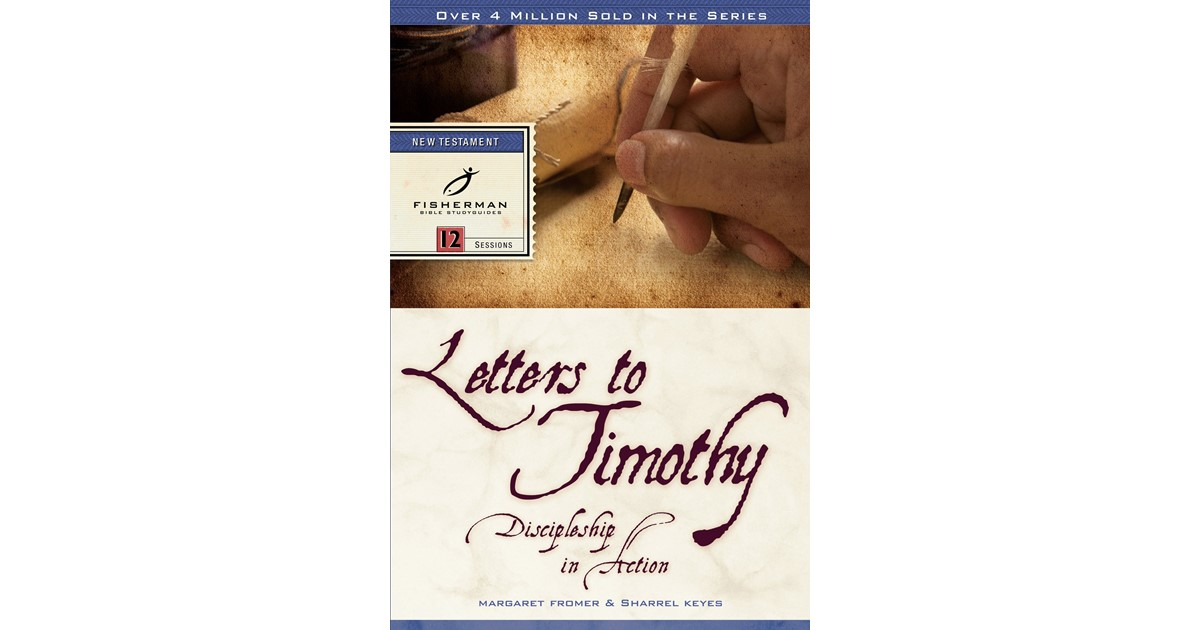 letters to timothy fromer margaret keyes sharrel