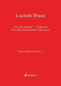 La terre promise | Braun, 2014 | Buch (Cover)