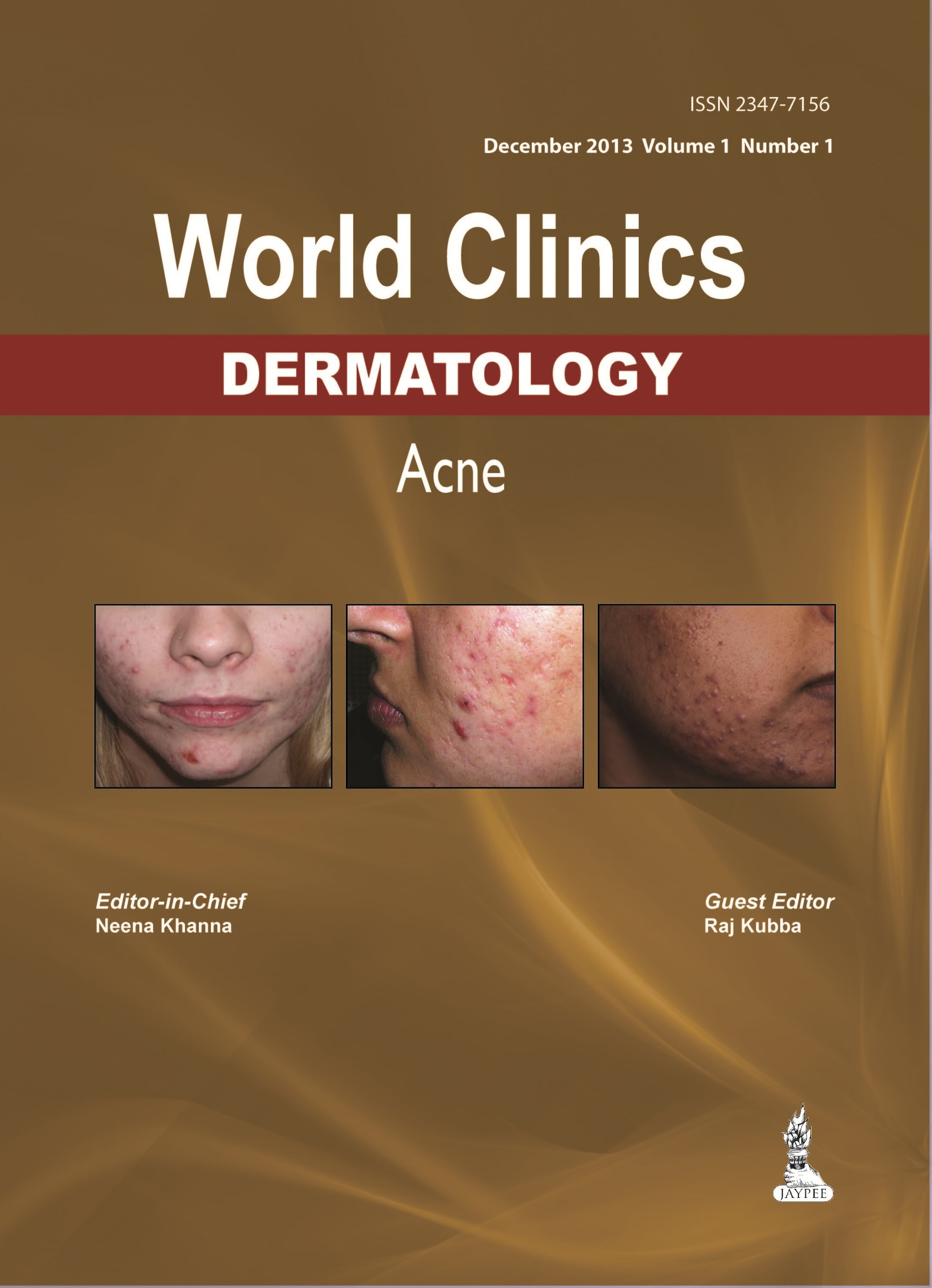 Abbildung von Khanna / Kubba | World Clinics: Dermatology - Acne | 2014
