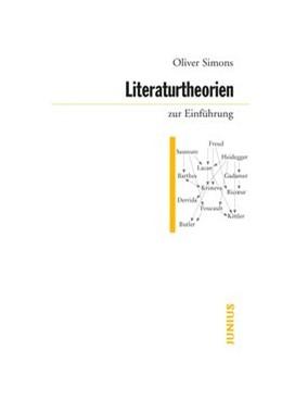 Abbildung von Simons | Literaturtheorien zur Einführung | 1. Auflage | 2014 | beck-shop.de