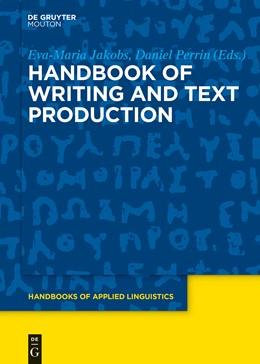 Abbildung von Jakobs / Perrin   Handbook of Writing and Text Production   1. Auflage   2014   beck-shop.de