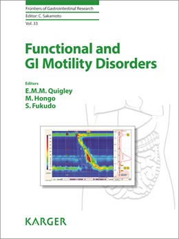 Abbildung von Quigley / Hongo | Functional and GI Motility Disorders | 1. Auflage | 2014 | 33 | beck-shop.de