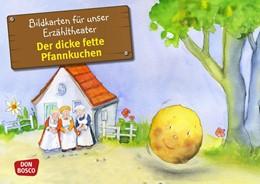 Abbildung von Der dicke fette Pfannkuchen. Kamishibai Bildkartenset. | 1. Auflage | 2014 | beck-shop.de