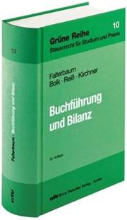 Buchführung und Bilanz | Falterbaum / Bolk / Reiß / Kirchner | 22 ...